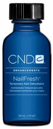 Bottle of 1oz CND Nail Fresh natural nail dehydrator.