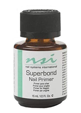 Bottle of NSI Superbond nail primer .34oz