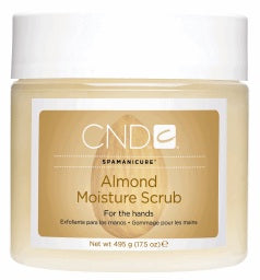 Jar of Almond Moisture Scrub