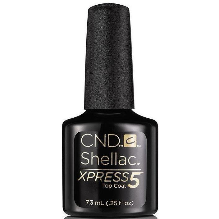 .5oz Bottle of Shellac Xpress Top Coat