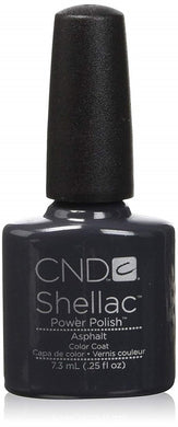Bottle of Shellac Color Coat Asphalt