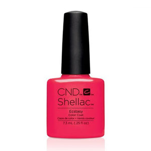 Bottle of Shellac Ecstasy Color Coat