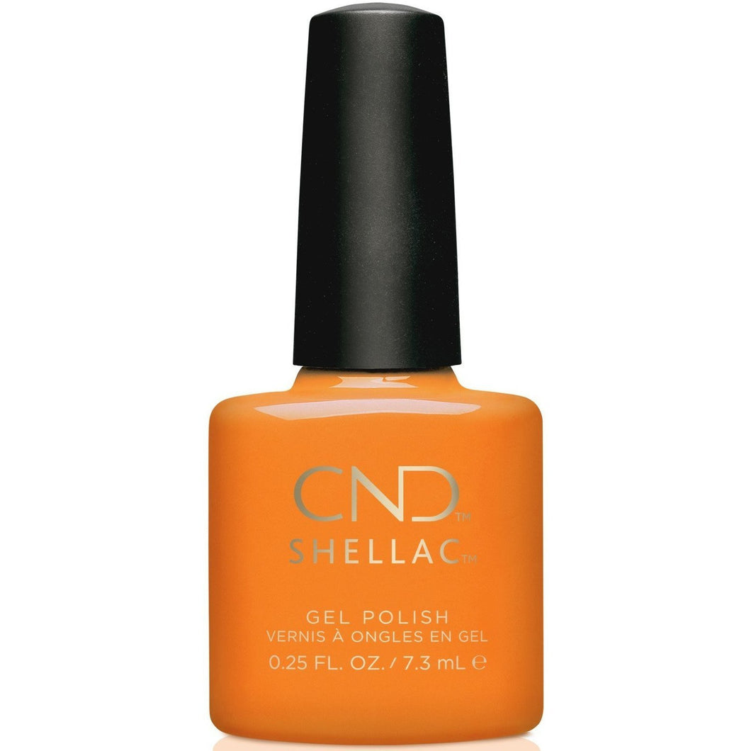 Bottle of Shellac Color Coat Gypsy