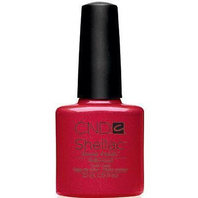 Bottle of Shellac Color Coat Hollywood