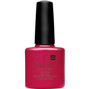 Bottle of Shellac Color Coat Hot Chilis