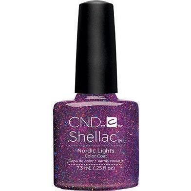 Bottle of Shellac Color Coat Nordic Lights