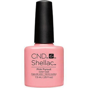 CND .25oz Shellac 14 Day Nail Color - Pink Pursuit