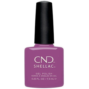 Bottle of Shellac Color Coat Psychedelic