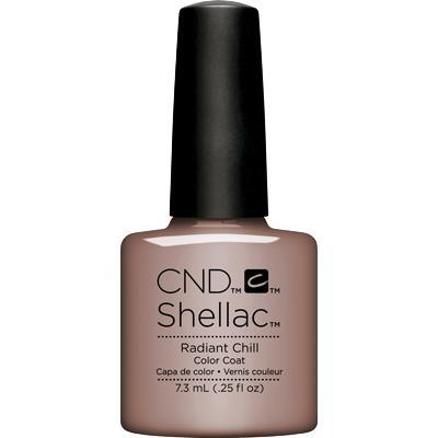 Bottle of Shellac Color Coat Radiant Chill