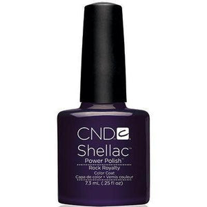 Bottle of Shellac Color Coat Rock Royalty