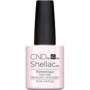 Bottle of Shellac Color Coat Romantique