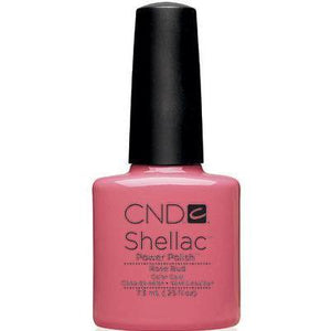 Bottle of Shellac Color Coat Rose Bud