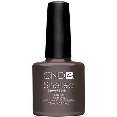 Bottle of Shellac Color Coat Rubble