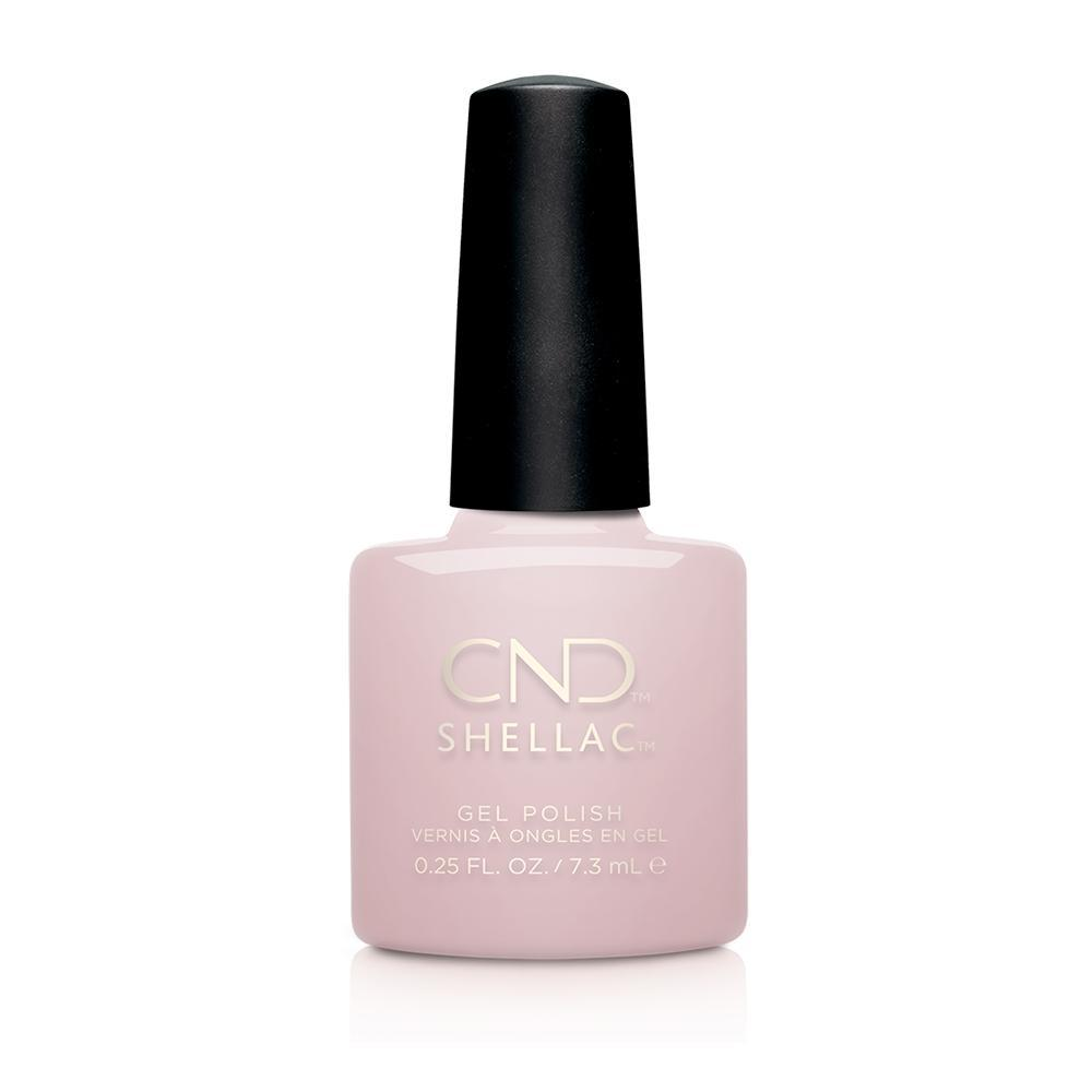 Bottle of Shellac Color Coat Soiree Strut