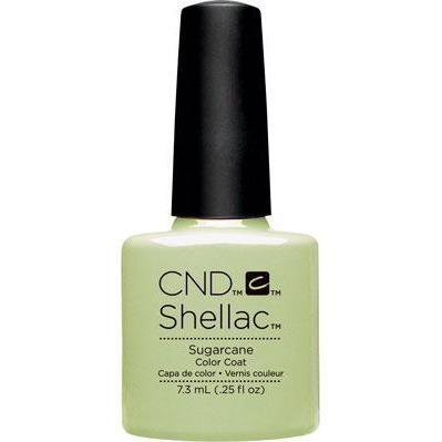 Bottle of Shellac Color Coat Sugarcane