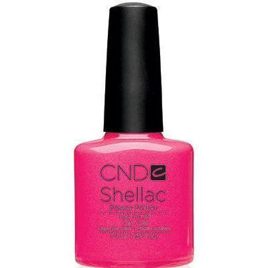 Bottle of Shellac Color Coat Tutti Frutti
