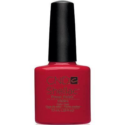 Bottle of Shellac Color Coat Wildfire