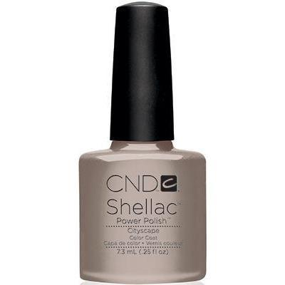 Bottle of Shellac Cityscape Color Coat