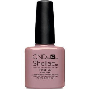 Bottle of Shellac Field Fox Color Coat