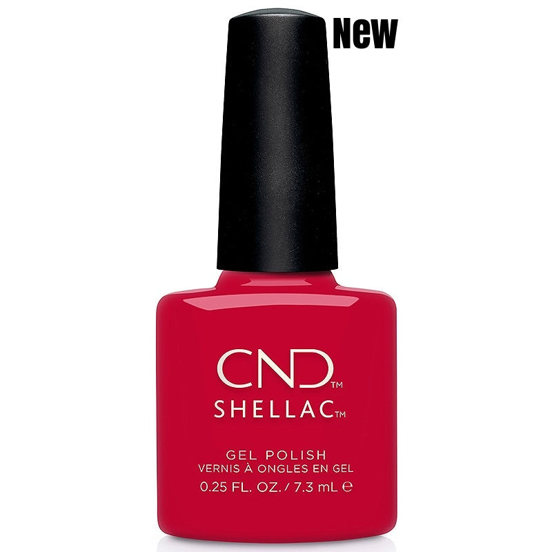 Bottle of Shellac Bellini Color Coat