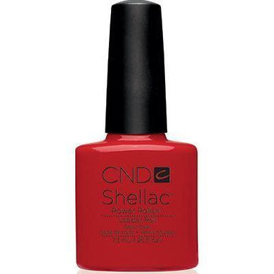 Bottle of Shellac Color Coat Lobster Roll