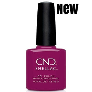 Bottle of Shellac Color Coat Secret Diary