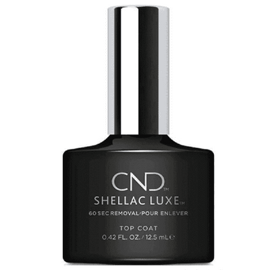 Bottle of Shellac Luxe Phantom Color Coat
