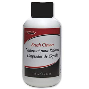 Supernail Brush Cleaner 4oz