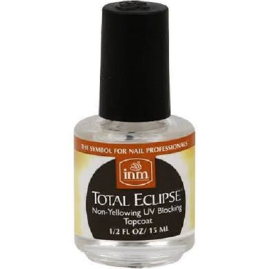 Bottle of .5oz Total Eclipse Top Coat