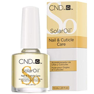CND Solar Cuticle Oil 1/4 fl oz