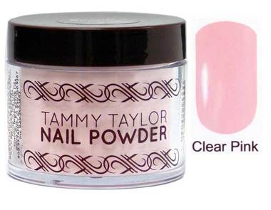 Tammy Taylor Clear Pink Nail Powder 5oz