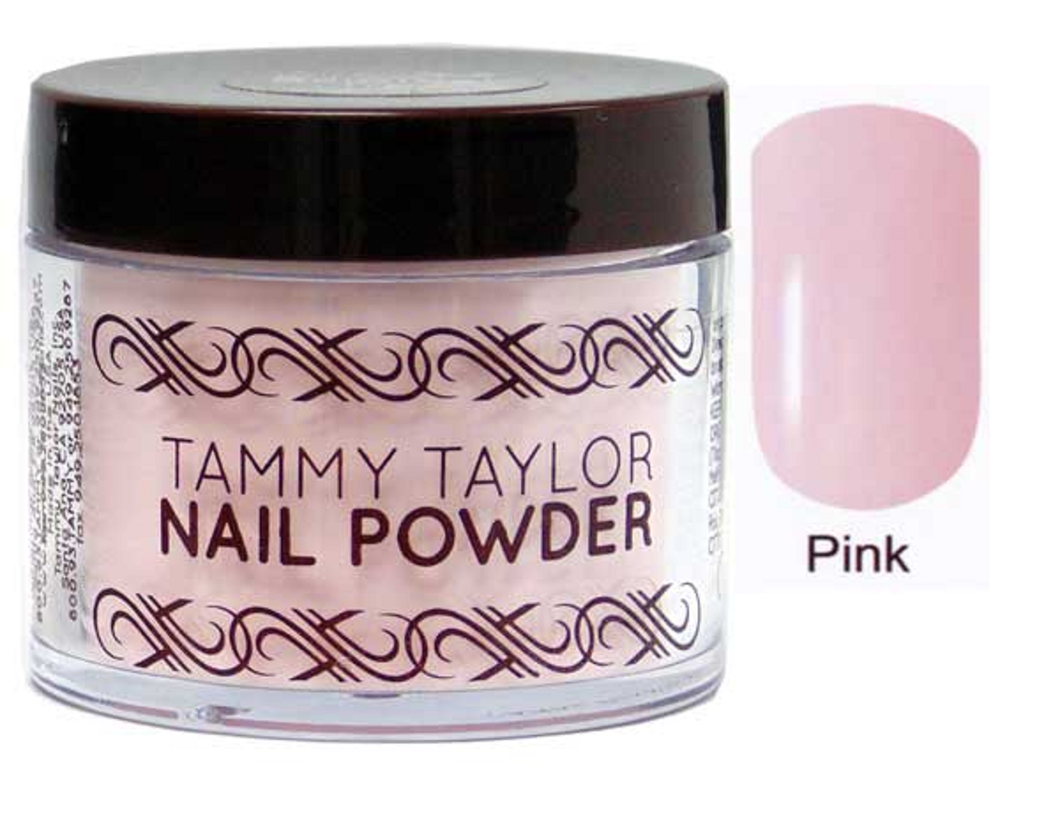 Tammy Taylor Pink Nail Powder 1.5oz