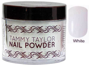 Tammy Taylor White Nail Powder 5oz