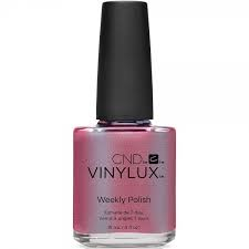<p>Bottle of Vinylux Patina Buckle Weekly Polish</p>