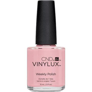 <p>Bottle of Vinylux Strawberry Smoothie Weekly Polish</p>