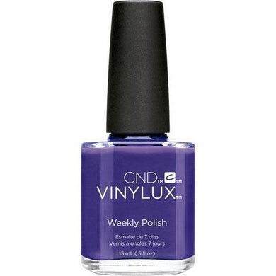 Bottle of Vinylux Video Violet Weekly Polish