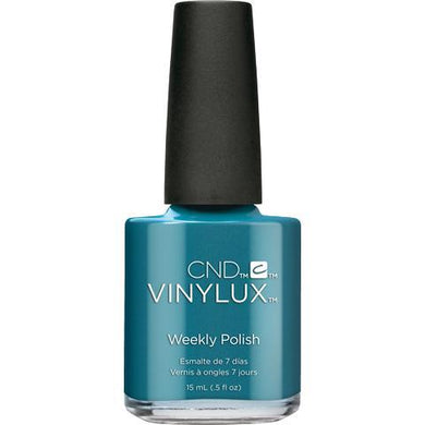 Bottle of Vinylux Viridian Veil Weekly Polish