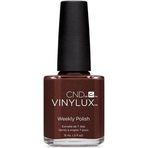 Bottle of Vinylux Cuppa-Joe Weekly Polish