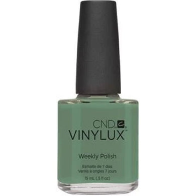 .5oz Bottle of Vinylux Sage Scarf Weekly Nail Polish