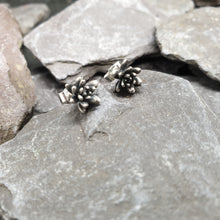 Load image into Gallery viewer, Mini succulent stud earrings