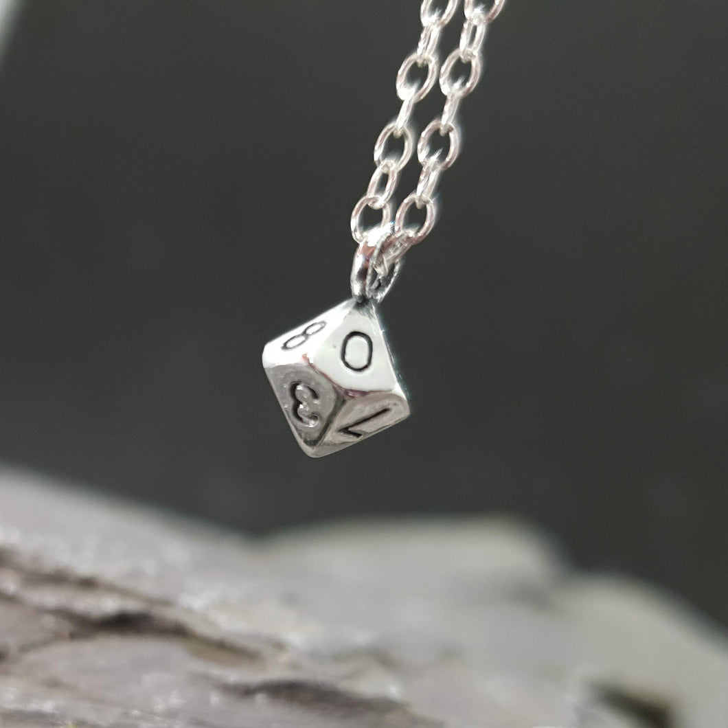D10 necklace