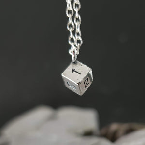 D6 necklace