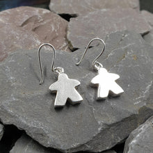 Load image into Gallery viewer, Large Meeple earrings