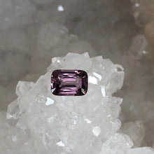 Load image into Gallery viewer, Spinel Pinky Purple Elongated Cushion Cut