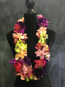 Mixed Leis