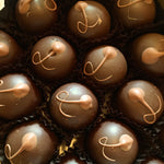 Dark Fudge Love Truffles