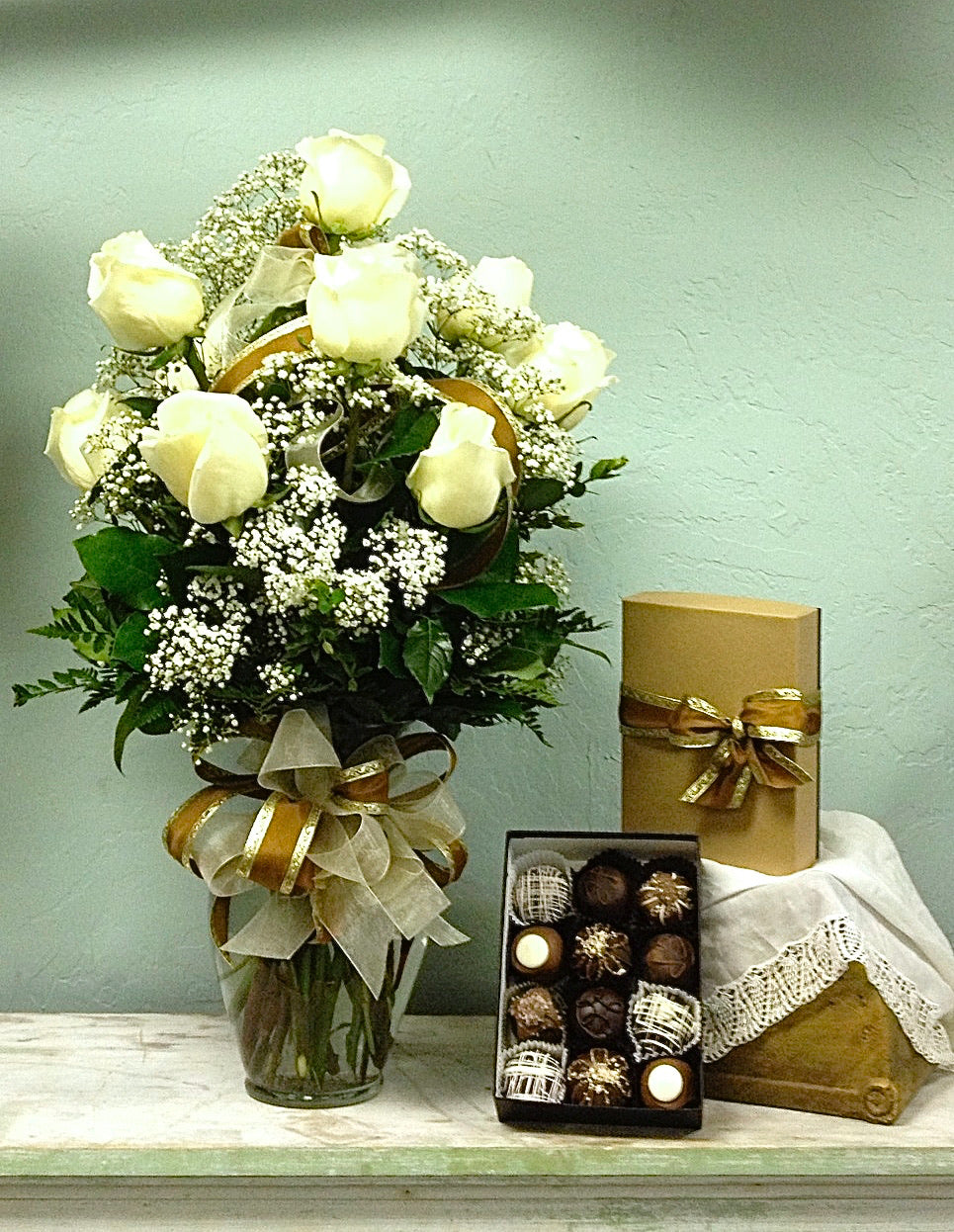 Chocolates & Posies House Special