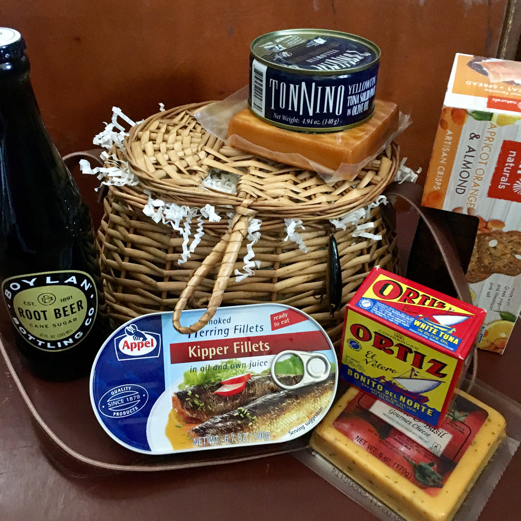 father's day gift ideas fishing gourmet food basket clovis ca delivery