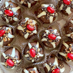 gourmet peanut butter truffles valentine's day chocolates clovis fresno friant delivery