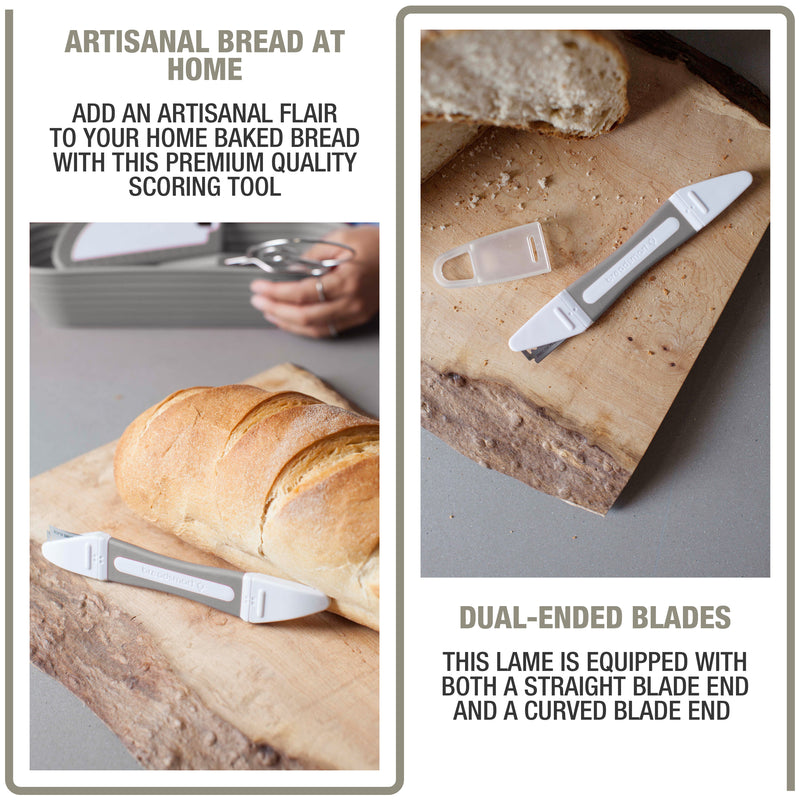 Breadsmart Dual-Ended Specialty Lame